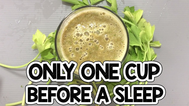 BEDTIME DRINK How To Lose Belly Fat Overnight Drink   Detox Water