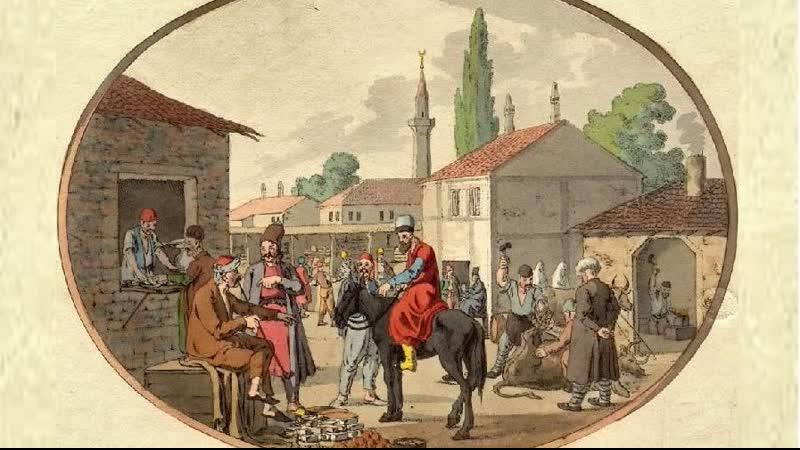 В старину у крымских татар была своя жвачка
