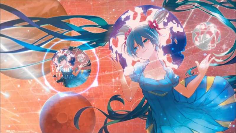 Clean Tears feat. 初音ミク (V3) - Diverging Point (Extended Remix)