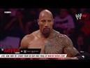 The Rock John Cena vs R Truth The Miz Super Classic The Rock