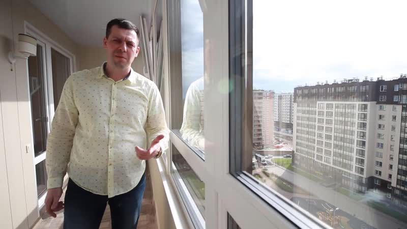 Юбилейный Балкон в ЖК Солнечный Город!