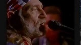 The Highwaymen - Willie Nelson - City of New Orleans (Live)