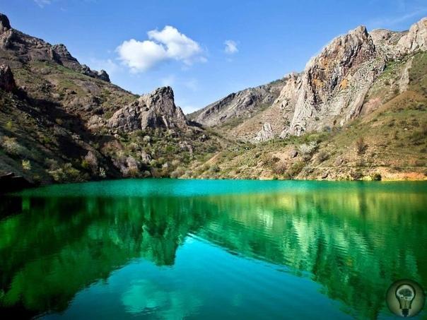 Красивые места Крыма, где мало туристов