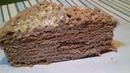 Шоколадный торт Наполеон со сливочно шоколадным кремом Nə Balli Tort Ne de Napoleon Tortu Cox Asan ve Dadli Tort Resepti Şəmsin Mətbəxi