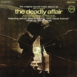 Quincy Jones альбом The Deadly Affair