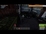 Rust,Классика официальный сервер 18+(Бегущий человек)