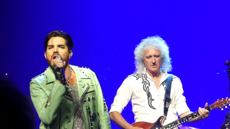 VEGAS 9 Queen Adam Lambert Heartbreak Hotel @ Park Theater LV 20180921