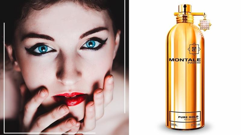 Montale Pure Gold / Монтале Пюр Голд - обзоры и отзывы о духах