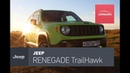 Jeep Renegade Trail Hawk Орёл Ястреб