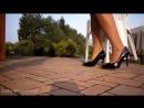 Dangling and nylon feet