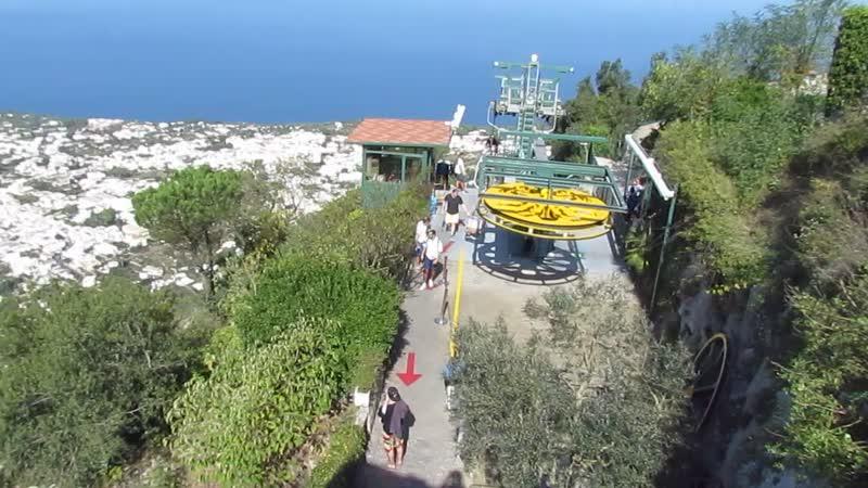 остров Капри Италия