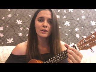 Natalia oreiro - vengo del mar (ukulele cover)