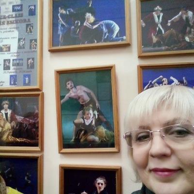 Елена Пазовская