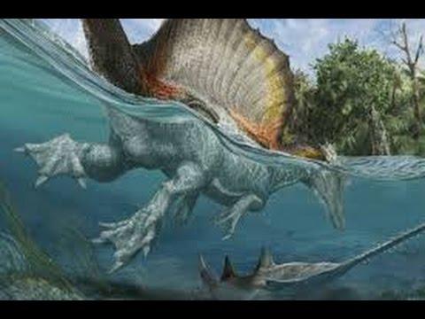 LA PELIGROSA MIGRACIÓN ANIMAL -Lo mejor de Dinosaurios,Mas Grande que el T Rex,El Gran Spinosaurus
