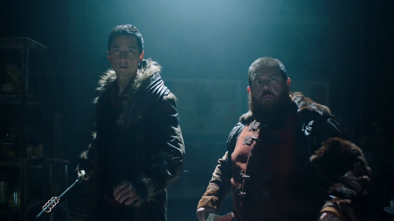 Into The Badlands Season 3 Eps. 4 -Blind Cannibal Assassins Fight Scene 4K