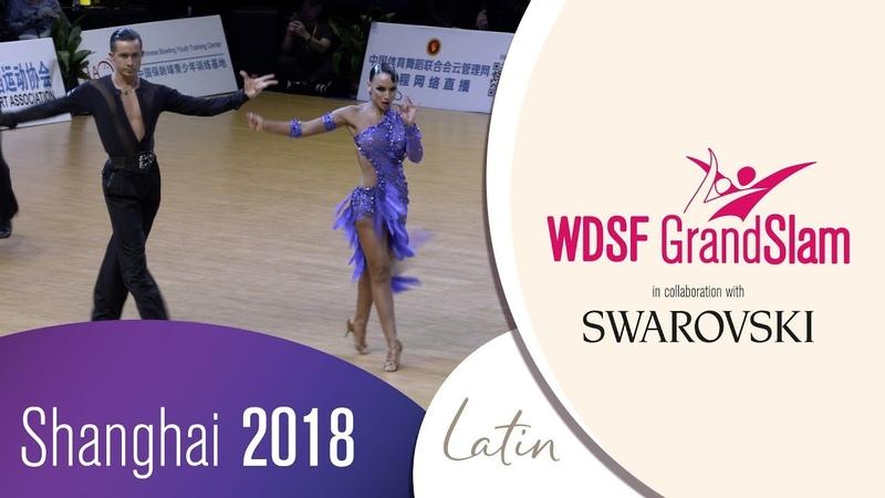 Silvestri - Varadi, HUN | 2018 GrandSlam LAT Shanghai | R1 S