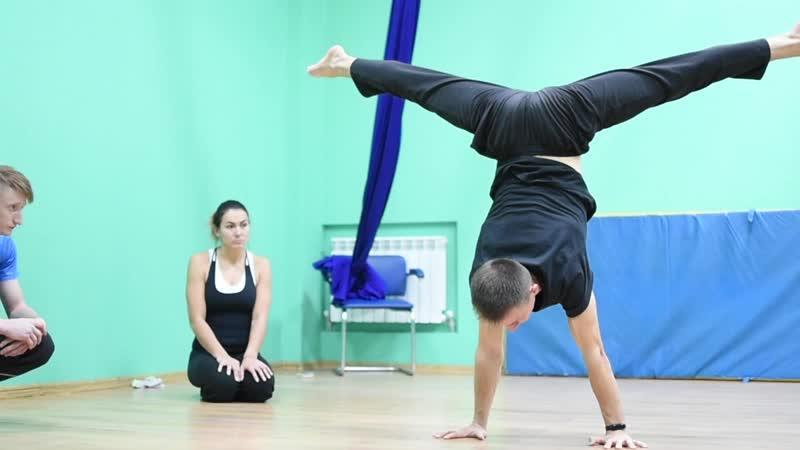 Индивидуальный Workshop для pole dance студии CODI, 7.10.18 г.Белгород