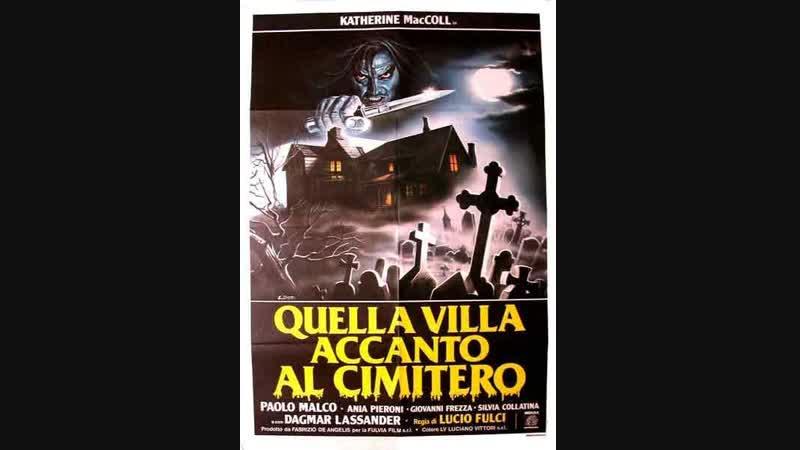 Aquella casa al lado del cementerioHOUSE BY CEMENTERY/QUELLA VILLA ACCANTO AL CIMITERO (1981) Versión Inglés Subt Esp.