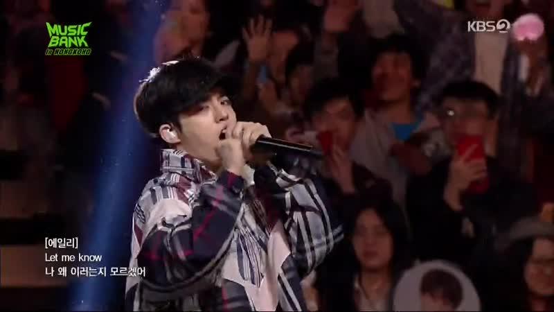 KBS2TV 뮤직뱅크 인 홍콩 토 2019 02 23 밤10시45분