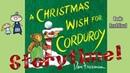 A CHRISTMAS WISH FOR CORDUROY Read Aloud ~ Christmas Story ~ Christmas Books for Kids