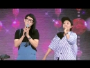 Ji Suk Jin & Jung Sun Hee - Don't Give @ 2018 DMC DJ CON 180913