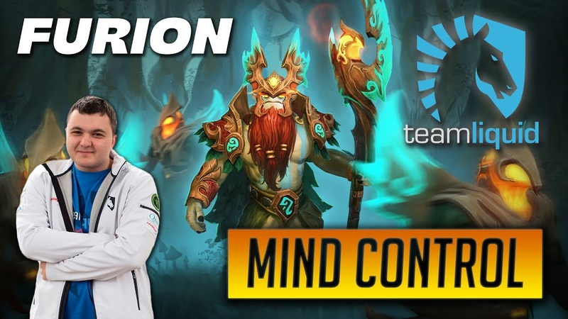 Mind Control Nature's Prophet | Team Liquid | Dota 2 Pro Gameplay