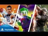 Новости этой недели на PlayStation   15 октября