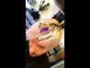 Bill Kaulitz Instagram Stories (24.09.2018): Свеженькая стрижка. 💁 Спасибо, Элизабет!