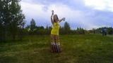 Khoomei Beat этно фест Небо и земля dance improvisation by Dasi ya