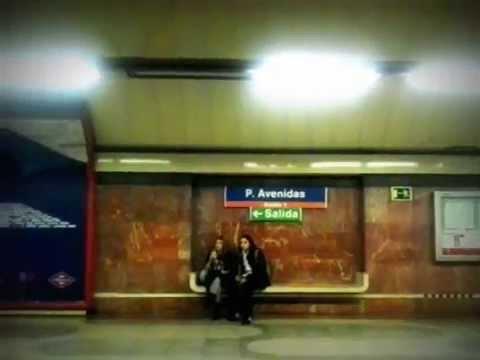 Metro de Madrid (L7) Parque de las Avenidas - Barrio de la Concepción
