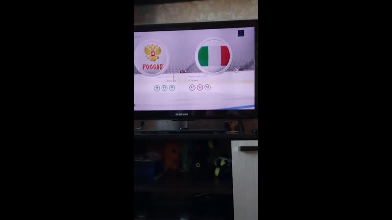 Чм по Хоккею Группа Б Россия Италия