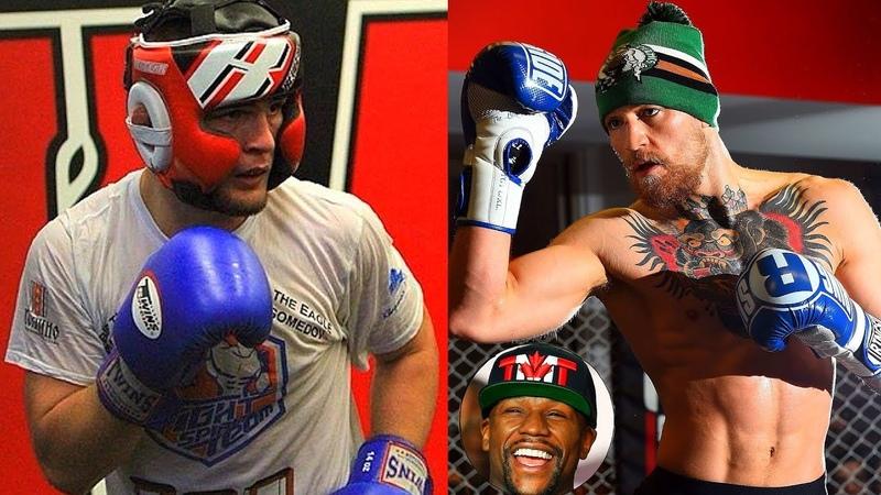 Абдулманап Нурмагомедов рассказал, что им интересен бой с Конором Макгрегором по правилам бокса.