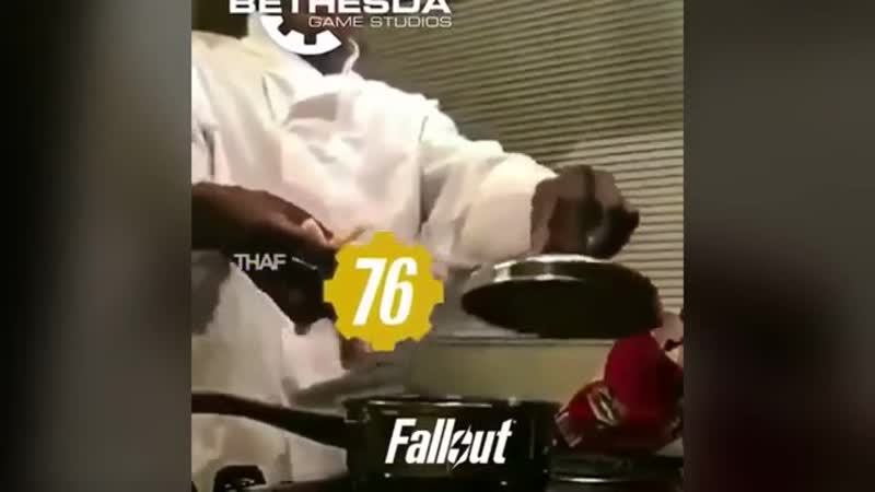 [Норка Орка] FAllout in a nutshell