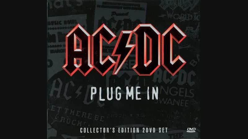 AC DC 2007 Plug Me In Dog Eat Dog