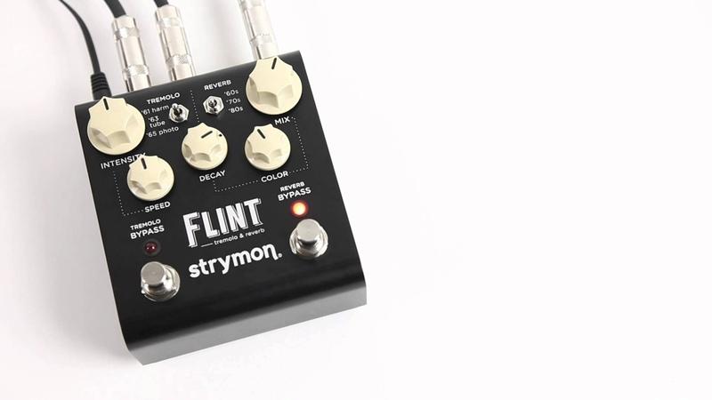 Strymon Flint - Reverb Only Audio Examples