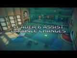 Power Rangers Legacy Wars - Leader &amp Assist Balance Changes (2018)