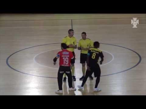 Liga Sport Zone, 14.ª ronda Quinta dos Lombos 1-1 Futsal Azeméis