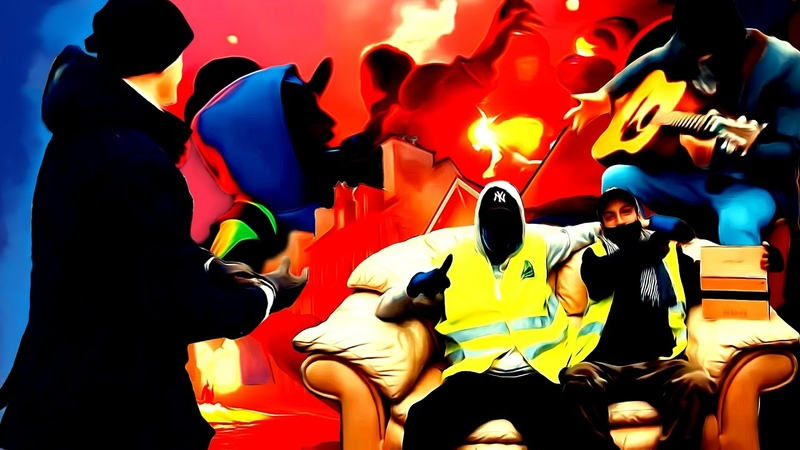 Ultima Ratio Plebei • Gilets Jaunes | Yellow Vests ProtestRiot MontageCompilation