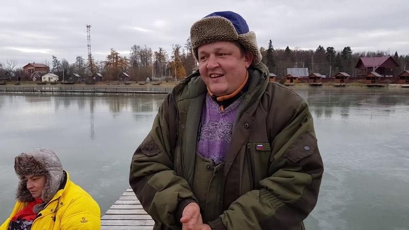 Рыбалка на водоёме | Крупный улов | Форель