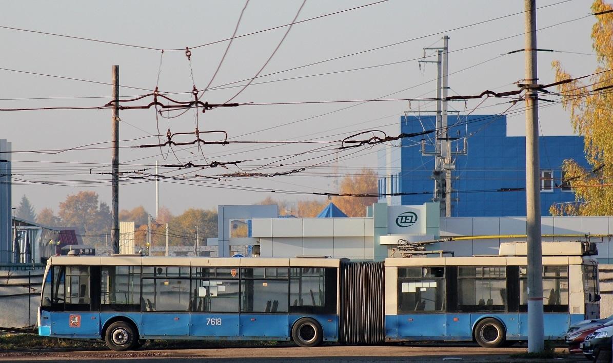 Троллейбусы для Орла width=