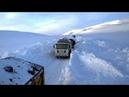 1-я часть. Дорога на север к заполярке - 45 . Арктический поселок тазовский