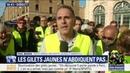 A Marseille les gilets jaunes se mobilisent pour la grande collecte de la Banque alimentaire