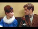 Жан Поль Бельмондо и Анна Карина в фильме Женщина есть женщина 1961г