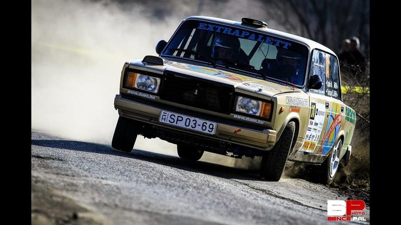 BEST Of LADA 2018 Eger Rallye MARB