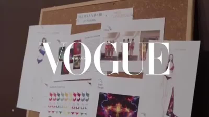 DNK MODELS. DARIA K for VOGUE