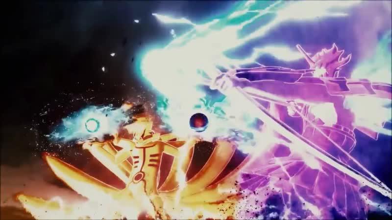 Naruto Shippuden Ultimate Ninja Storm 4 Opening Animation Cinematic Intro PS4 XBOX ONE PC