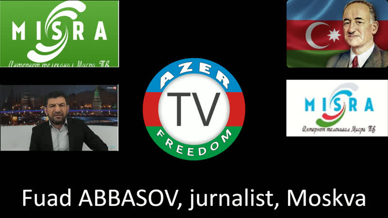23.6.19- Moskva mitinqindən canlı yayın. Fuad Abbasov milli qürur məsələmizdir.