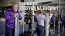 PAN TRENER WAGON TRENING SIADÓW Z PIĘKNĄ MARTYNĄ