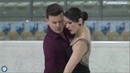 Charlene GUIGNARD / Marco FABBRI Rhythm Dance Italian Figure Skating Championships 2018