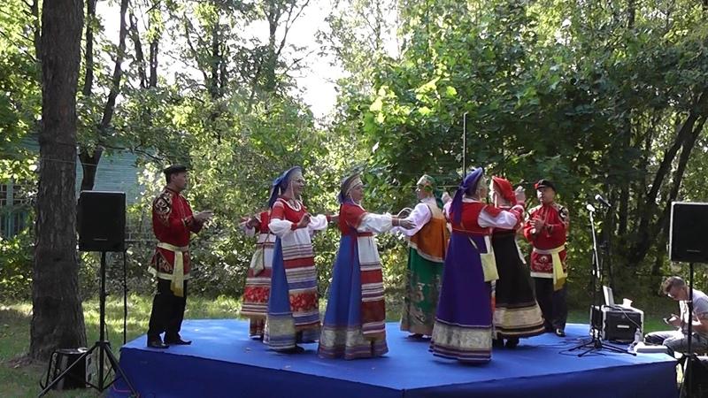 Томилинская слобода на фольклорном фестивале в ЦКиСД Томилино